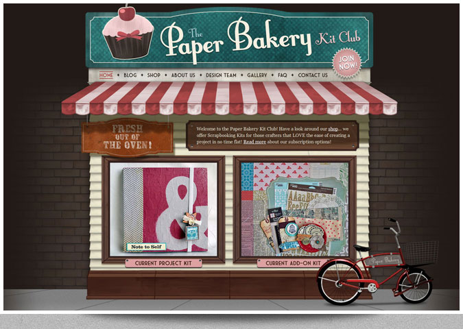 The Paper Bakery